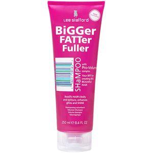 Lee Stafford - Bigger Fatter Fuller - Shampoo voor Fijn Haar - 250 ml