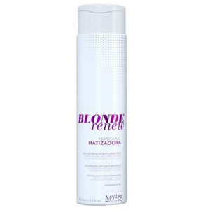 Maxliss - Blonde Renew - Toning Mask - 250 ml