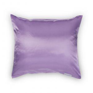 Beauty Pillow - Satijnen Kussensloop - Lila - 60x70 cm