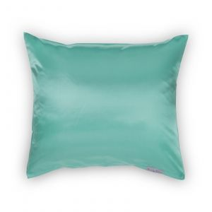Beauty Pillow - Satijnen Kussensloop - Petrol - 60x70 cm