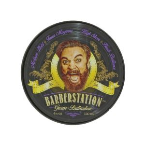 Barberstation - Grease - 120 ml