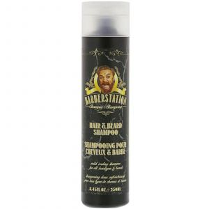 Barberstation - Hair & Beard Shampoo - 250 ml