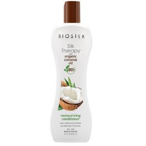 Biosilk - Silk Therapy - Coconut Oil - Moisture Conditioner - 355 ml