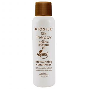 Biosilk - Silk Therapy - Coconut Oil - Moisture Conditioner - 30 ml