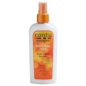 Cantu - Shea Butter - Natural Coil Calm Detangler - 236 ml