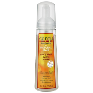 Cantu - Shea Butter - Wave Whip - Curling Mousse - 248 ml