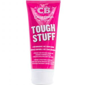 Cocoa Brown - Tough Stuff - A No Nonsense 3-in-1 Body Scrub - 200 ml