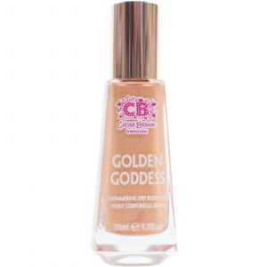 Cocoa Brown - Golden Goddess - Shimmering Dry Body Oil - 50 ml