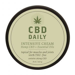CBD - Daily - Intensive Cream - 48 gr