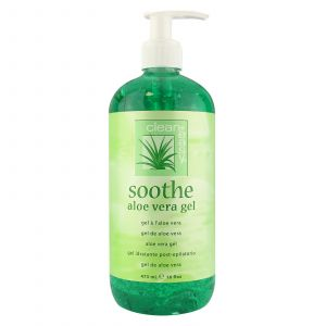 Clean and Easy - Huidverzorging - Soothe - Aloë Vera Gel - 473 ml