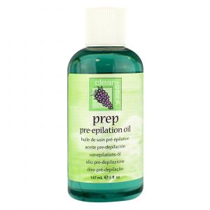 Clean and Easy - Huidverzorging - Pre-Epilation Oil - 147 ml