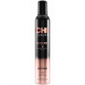 CHI - Luxury - Black Seed Oil - Flexible Hold Hair Spray - 340 gr