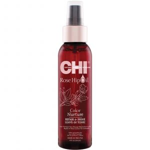 CHI - Rose Hip Oil - Repair & Shine Leave-in Tonic - 118 ml