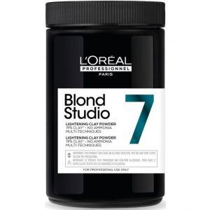 L'oréal Blond Studio Clay Powder 500 ml