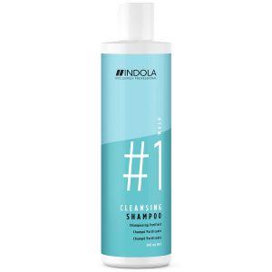 Indola - Innova - Cleansing Shampoo - 300 ml