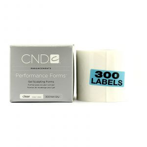 CND - Enhancements - Performance Forms Clear - 300 st