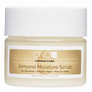 CND Almond Moisture Scrub