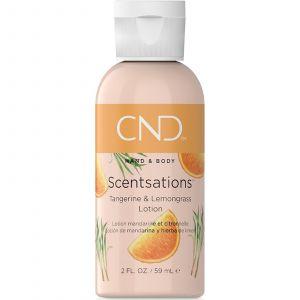 CND - Scentsations - Tangerine & Lemongrass Lotion