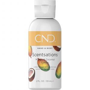 CND Mango & Coconut Lotion
