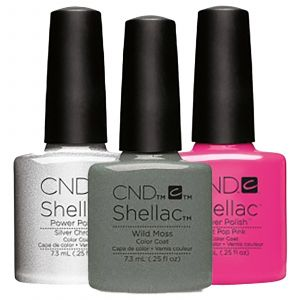 CND - Colour - Shellac - Gellak - 7,3 ml
