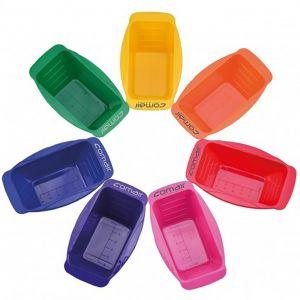 Comair - Haarverf Bakjes - Rainbow Color - 130 ml - 7 Stuks