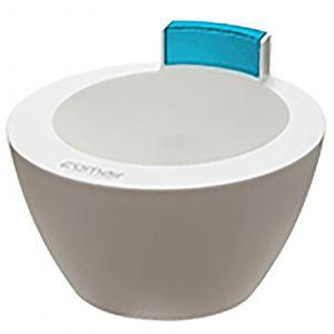 Comair - Verfbakje & Treatment Bowl - Wit/Blauw - 350 ml