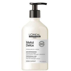 L'Oréal - Serie Expert - Metal Detox - Care Conditioner - 500 ml