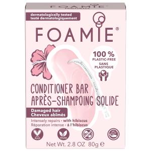 Foamie - Conditioner Bar - Hibiskiss - 80 gr