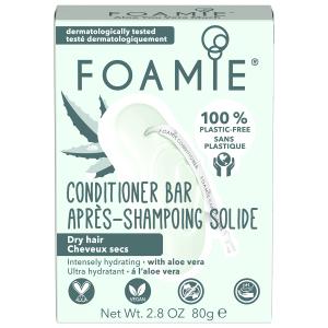 Foamie - Conditioner Bar - Aloe You Vera Much - 80 gr