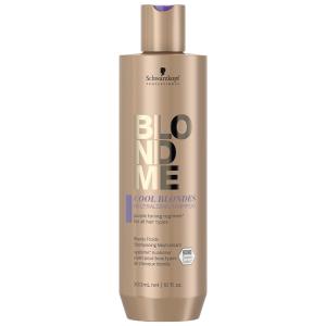 Schwarzkopf - Blond Me - Cool Blondes - Neutralizing Shampoo - 300 ml
