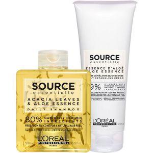 L'Oréal - Source Essentielle - Daily Voordeelset