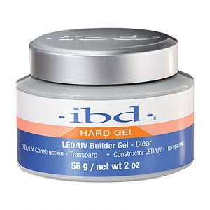 IBD LED/UV Builder Gel Clear