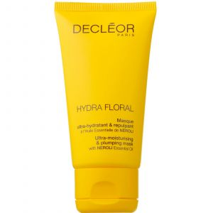 Decléor - Hydra Floral - Ultra-Moisturising & Plumping Mask - 50 ml