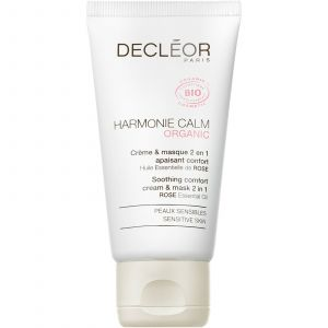 Decléor - Harmonie Calm - Organic Soothing Comfort Cream & Mask 2 in 1 - 50 ml