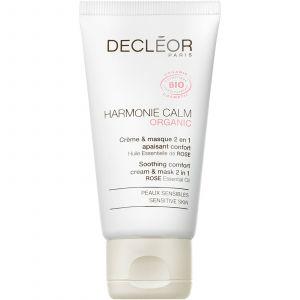Decléor - Harmonie Calm - Organic Soothing Comfort Cream & Mask 2 in 1 - 50 ml