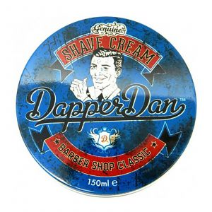 Dapper Dan - Barber Shop - Shave Cream - 150 ml