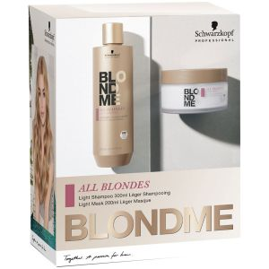 Schwarzkopf - Blond Me - All Blondes Light - Duo Pack