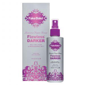 Fake Bake - Flawless Darker Self-Tan Liquid With Mitt