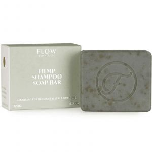 Flow Cosmetics -Biologische Shampoo Bar - Hemp - 120 gr