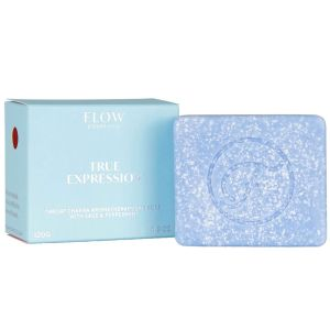 Flow Cosmetics - True Expression - Aromatherapeutic Soap - Chakra 5 - 120 gr