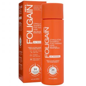 Foligain - Men - Stimulating Shampoo for Thinning Hair - 2% Trioxidil - 236 ml