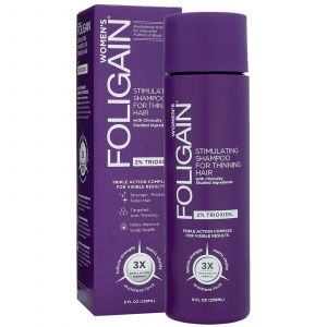 Foligain - Women - Stimulating Shampoo for Thinning Hair - 2% Trioxidil - 236 ml