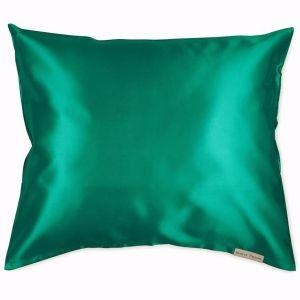 Beauty Pillow - Satijnen Kussensloop - Forest Green - 60 x 70 cm