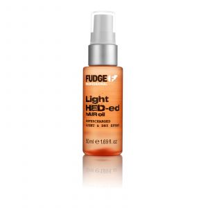 Fudge - Light Hed-ed Hair Oil - 50 ml