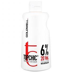 Goldwell - Topchic - Lotion 20 Vol (6%) - 1000 ml