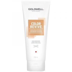 Goldwell - DS - Color Revive - Conditioner - Dark Warm Blonde - 200 ml