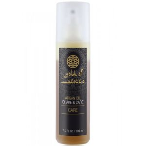 Gold of Morocco - Argan Oil - Shake & Care - 200 ml