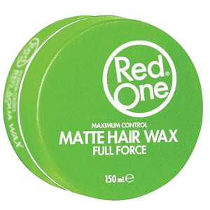 Red One - Green - Matte Hair Wax - Full Force - 150 ml