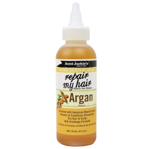 Aunt Jackie's - Repair My Hair - Growth Oil - Argan - 118 ml