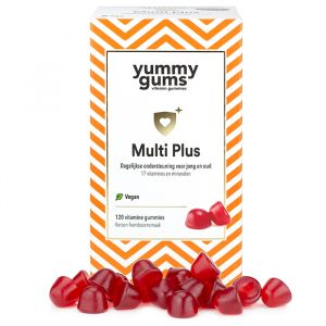 Yummygums - Multi Plus - 120 Gummies